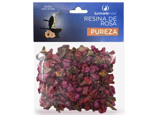 Producto #503T Rosa Resina x 50 gr.