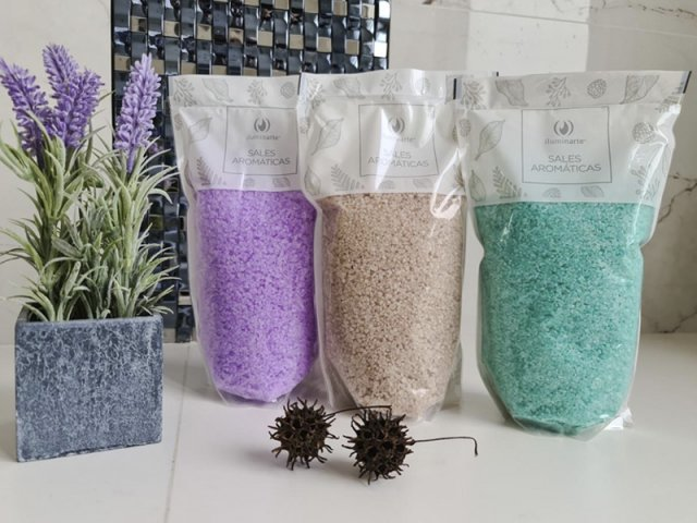 Producto #120 SALES AROMATICAS pack x 6 kg.